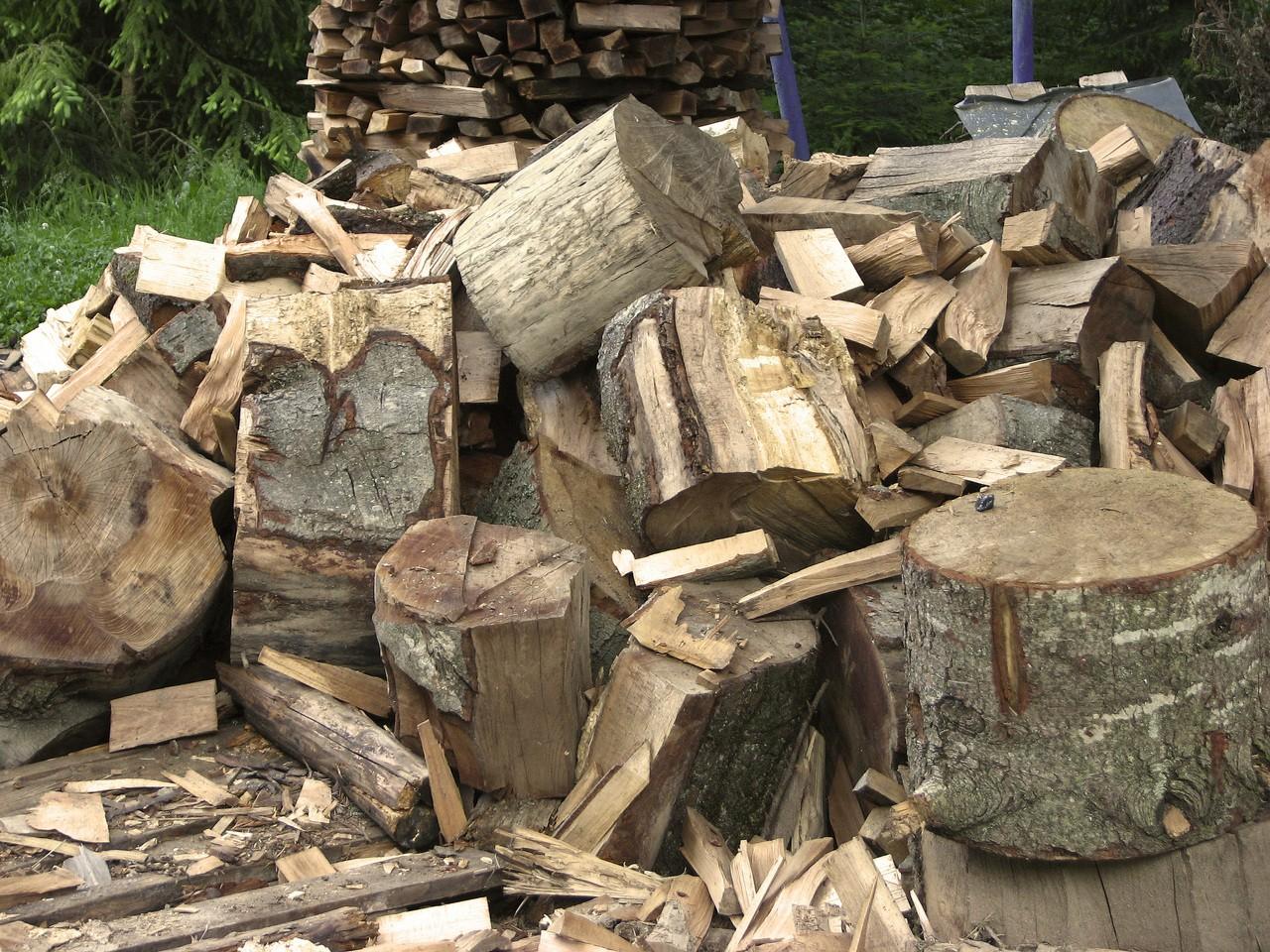 Poznajemy maszyny do ogrodu – łuparka do drewna